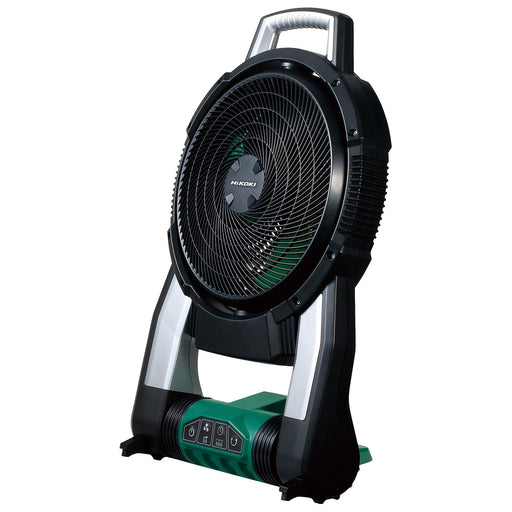 HiKOKI 14.4V and 18V Cordless Fan UF18DSAL(H0Z)