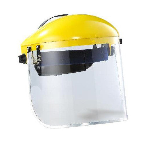 Weldclass Clear Complete Face Shield 7-FSC