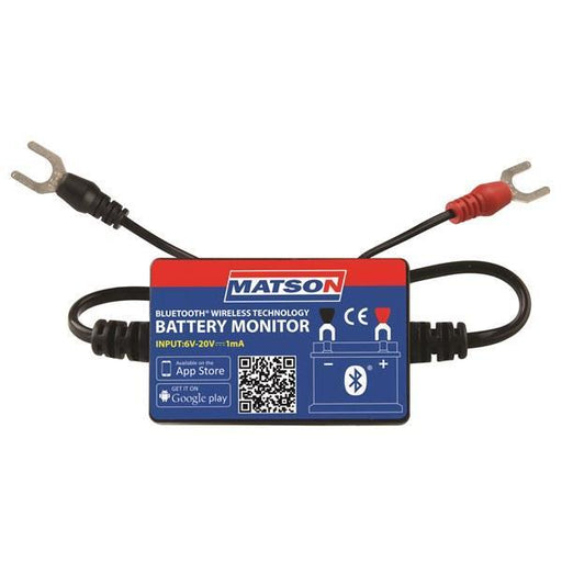 Matson Bluetooth Battery Monitor MA98412 - United Tools Townsville
