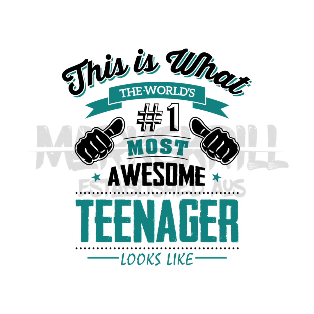 Buy A Design - Teenager