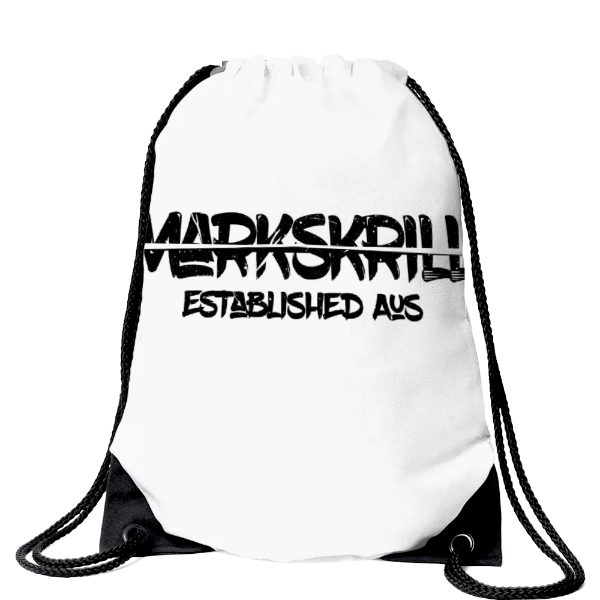 Designer Tool - Custom Drawstring Bag