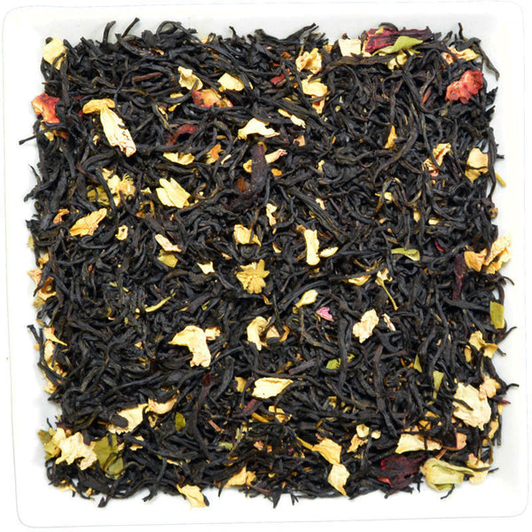 Peach Black Tea, Flavoured Black Tea - GROENSBJERG TEHANDEL