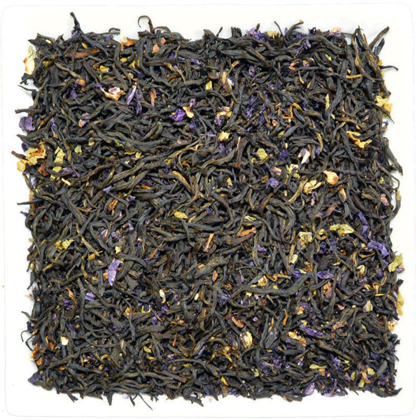 Wild Forest Blueberry, Flavoured Black Tea - GROENSBJERG TEHANDEL
