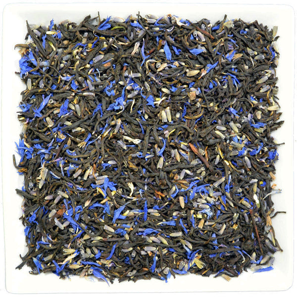 Lavender Earl Grey, Flavoured Black Tea - GROENSBJERG TEHANDEL