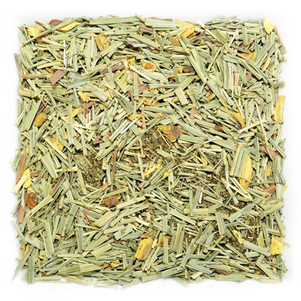 Lemongrass Cool Mint, Herbal Teas - GROENSBJERG TEHANDEL
