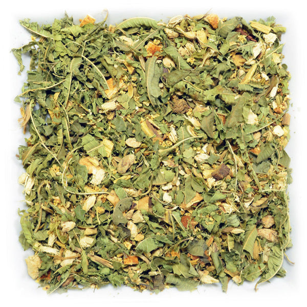 Ginger Licorice Herbs, Herbal Teas - GROENSBJERG TEHANDEL