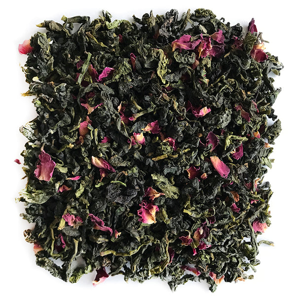 White Peach Oolong Finest, Oolong Tea - GROENSBJERG TEHANDEL