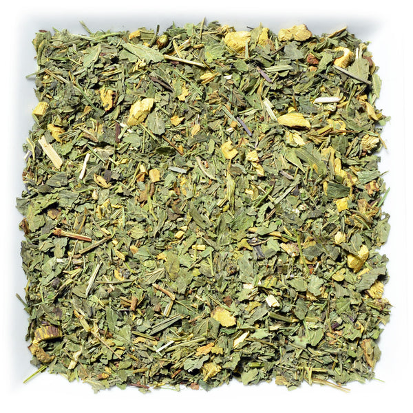 Heavenly Puzzlegrass Tea, Herbal Teas - GROENSBJERG TEHANDEL