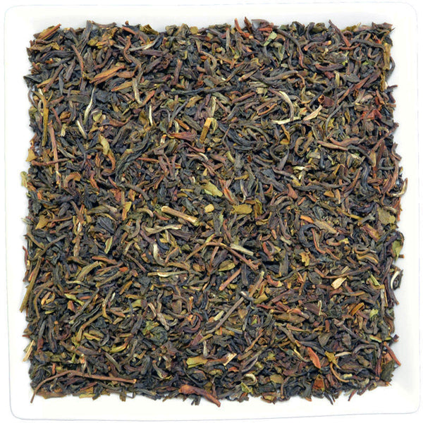 Darjeeling  SFTGFOPI Oaks First Flush -Organic-, Black Tea - Pure - GROENSBJERG TEHANDEL