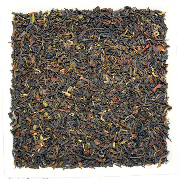 Darjeeling FTGFOPI1 Second Flush, Black Tea - Pure - GROENSBJERG TEHANDEL