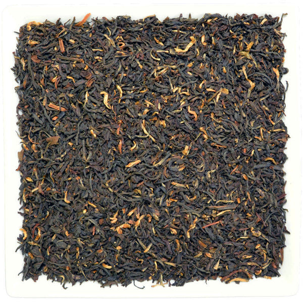 Assam FTGFOPI Tonganagaon Second Flush -Organic-, Black Tea - Pure - GROENSBJERG TEHANDEL