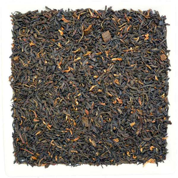 East Frisian Sunday Tea, Flavoured Black Tea - GROENSBJERG TEHANDEL