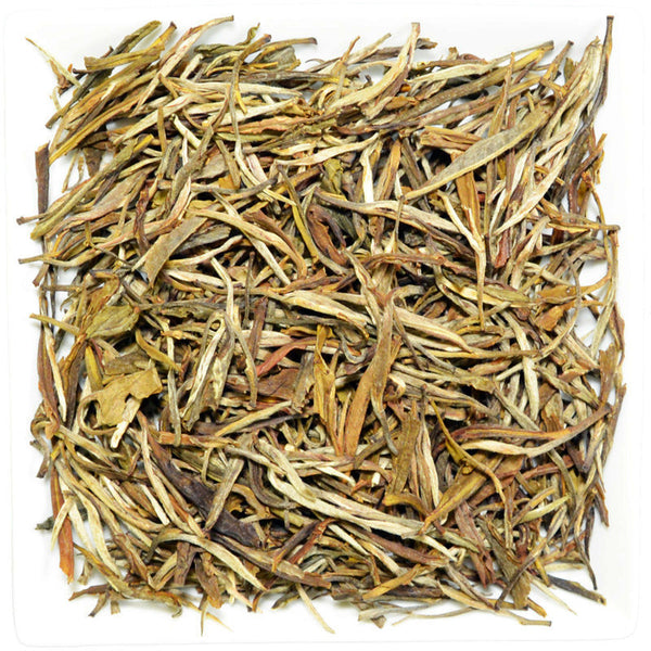 China White Tea Pine Needles, White Tea - GROENSBJERG TEHANDEL