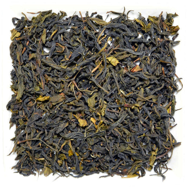 China Pouchong -Organic-, Green Tea - Pure - GROENSBJERG TEHANDEL