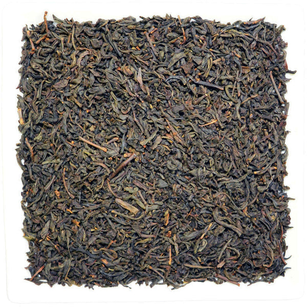 China Tarry Lapsang Souchong, Black Tea - Pure - GROENSBJERG TEHANDEL