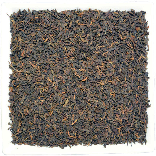 China Pu Erh Tea, Black Tea - Pure - GROENSBJERG TEHANDEL