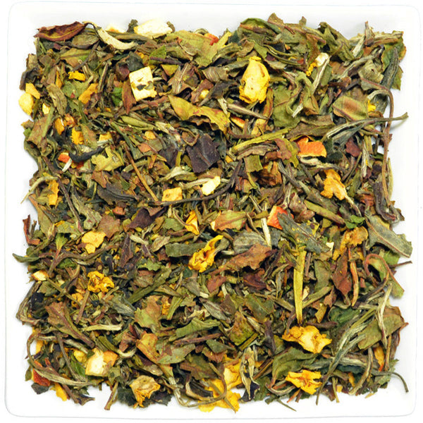 Orange White Tea, White Tea - GROENSBJERG TEHANDEL