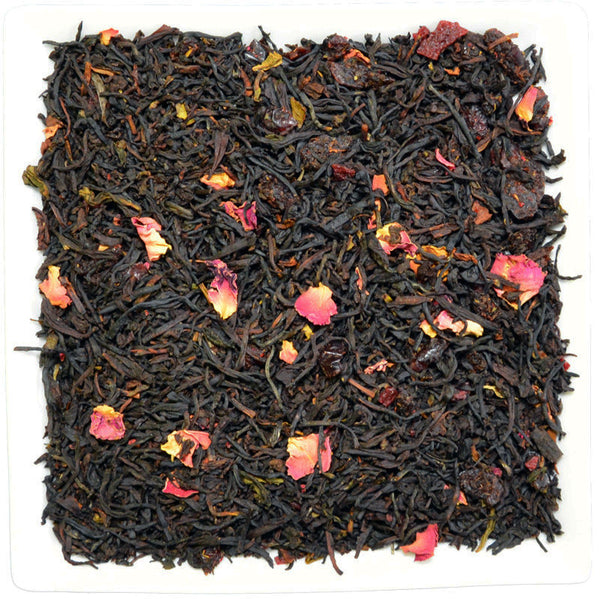 Cranberry Black, Flavoured Black Tea - GROENSBJERG TEHANDEL