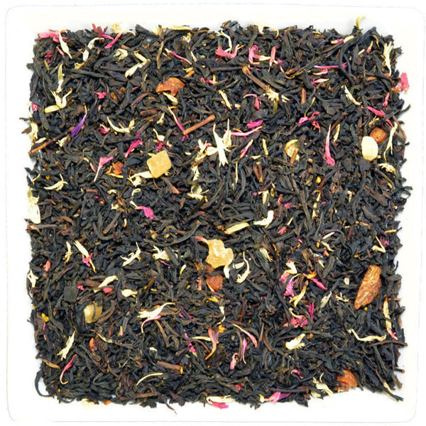 Summer Rain, Flavoured Black Tea - GROENSBJERG TEHANDEL