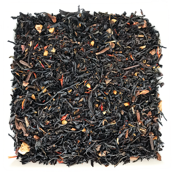 Christmas Tea Royal, Flavoured Black Tea - GROENSBJERG TEHANDEL
