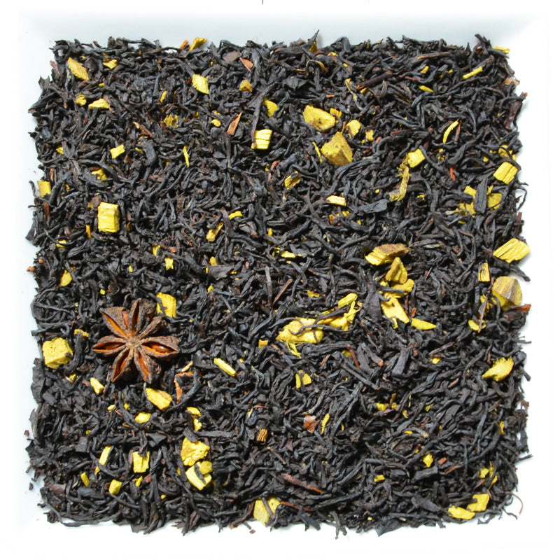 Anise & Licorice Black, Flavoured Black Tea - GROENSBJERG TEHANDEL