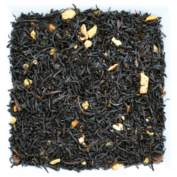 Lemon Black Tea, Flavoured Black Tea - GROENSBJERG TEHANDEL