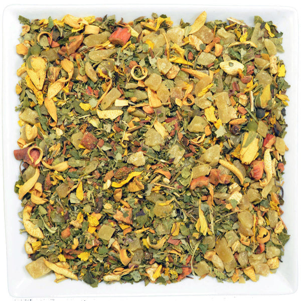 Ginger Herbs, Herbal Teas - GROENSBJERG TEHANDEL