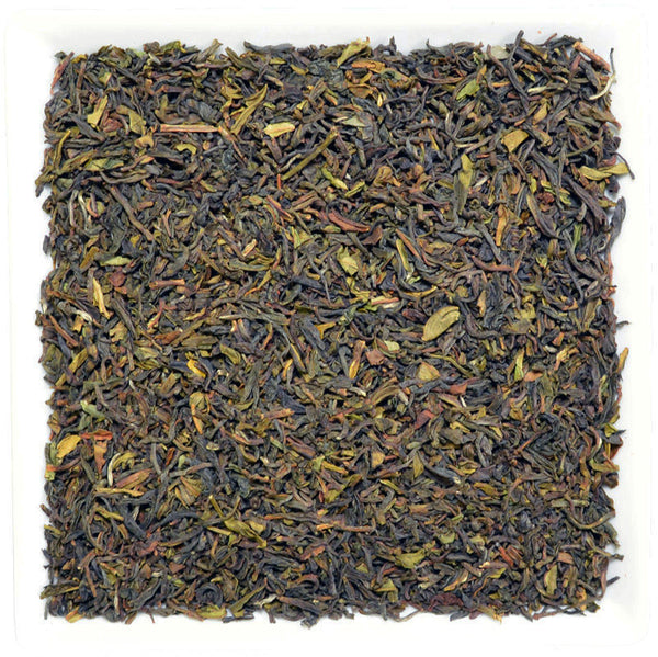 Darjeeling SFTGFOP1 PUTTABONG First Flush -Organic-, Black Tea - Pure - GROENSBJERG TEHANDEL