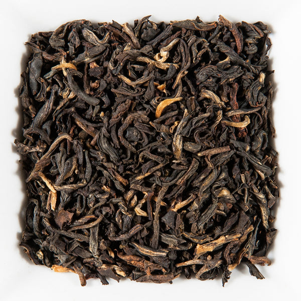China Golden Yunnan -Organic-, Black Tea - Pure - GROENSBJERG TEHANDEL