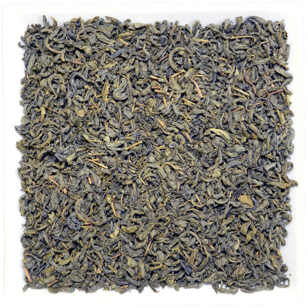 China CHUN MEE -Organic-, Green Tea - Pure - GROENSBJERG TEHANDEL