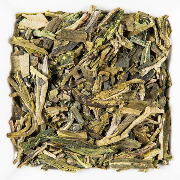 China Lung Ching (LongJing) Second Grade, Green Tea - Pure - GROENSBJERG TEHANDEL