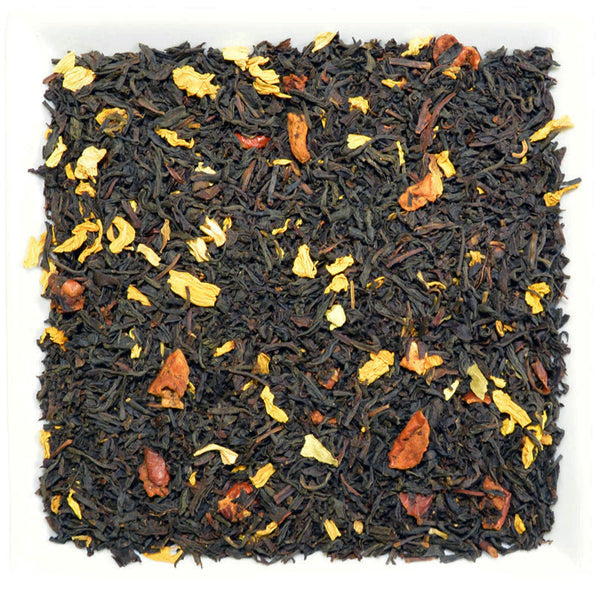 Quince Black Tea, Flavoured Black Tea - GROENSBJERG TEHANDEL