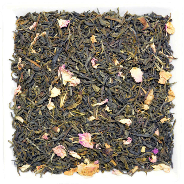 First Love, White Tea - GROENSBJERG TEHANDEL