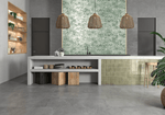 Load image into Gallery viewer, St. Tropez Verde 5x5 Ceramic Wall Tile Tilezz