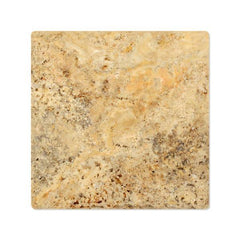 Scabos Travertine 6x6 Tumbled Field Tile