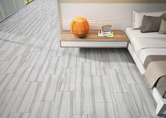 Flamen Blanco 12x24 Porcelain Tile