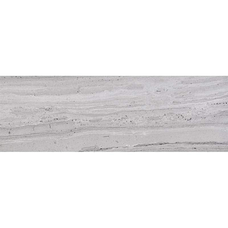 Haisa Light ( White Oak ) 4x12 Marble Tile Honed Tilezz