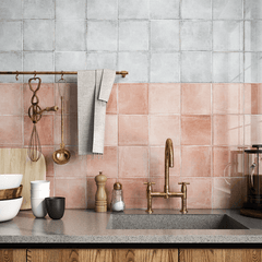 Seville Coto Ceramic 6x6 Wall Tile
