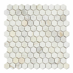 Calacatta Gold  Hexagon 1
