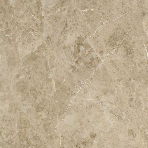 Cappuccino 18x18 Polished Marble Field Tile Stone Tilezz