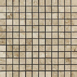 Load image into Gallery viewer, Cappuccino 1x1 Polished Marble Mosaic Stone Tilezz