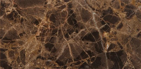 Emperador Dark Marble 12x24 Polished Field Tile Stone Tilezz