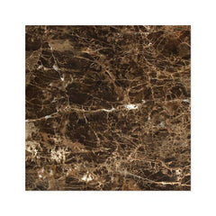 Emperador Dark 12x12 Marble Polished Field Tile