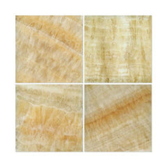 Honey Onyx 12x12 Field Tile Polished
