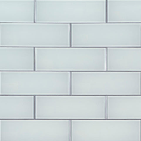 Ice 3x9 Glass Subway Tile Tilezz