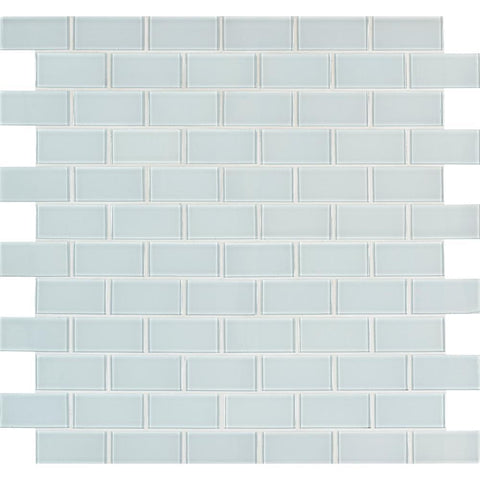 Ice 2x4 Glass Subway Tile Tilezz