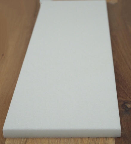 Thassos White 4x12 Subway Tile