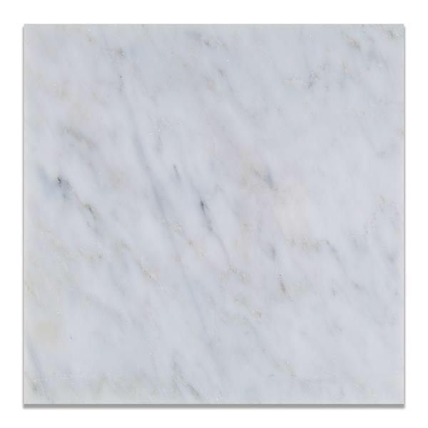 Calacatta Cressa (Asian Statuary) 12x12 Marble Field Tile Polished & Honed Stone Tilezz