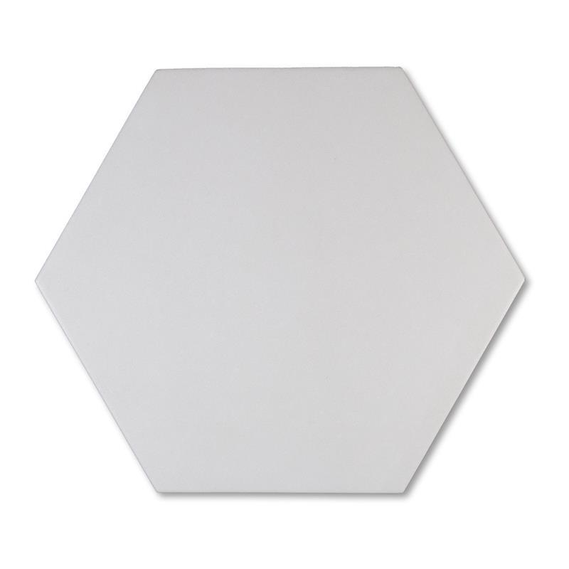 Madrid Gray 9x10 Hexagon Matte Porcelain Tile Tilezz