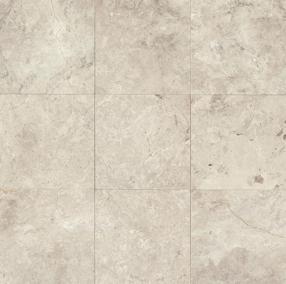 Tundra Gray Marble 12x12 Field Tile Polished Amp Honed Tilezz